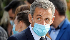 Former French president Sarkozy convicted...