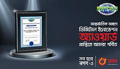 WITSA honours Nagad as best innovation...