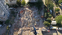 Man rescued from rubble as Turkey quake death toll hits 60