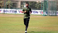 Mashrafe returns to practice