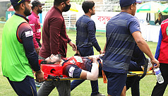 Jayed out of Bangabandhu T20 Cup