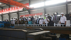 Automated sleeper factory to speed up...