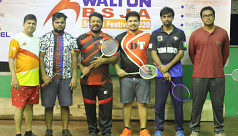 DT's Bappa-Moon clinch badminton doubles in Walton-BSJA Sports Festival