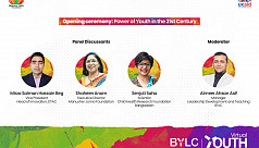 Speakers: Youth need to be part of sustainable changemaking process