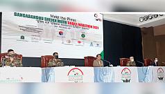 Bangabandhu Sheikh Mujib Dhaka Marathon on Jan 10