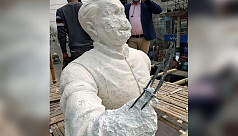 Mamunul now condemns Bangabandhu sculpture vandalization