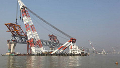 What revisions were done in Padma Bridge...