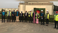 French envoy visits Sayedabad water...