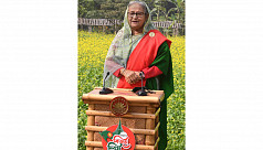 Do not use religion as a political tool, PM Hasina urges in Victory Day speech