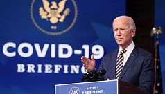 Biden pushes unity two days before taking over crisis-laden White House