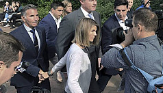 Actor Lori Loughlin completes prison term in college admissions scam