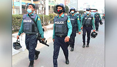 Three-layer security in Khulna to protect...