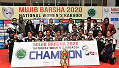 Ansar clinch women's kabaddi title
