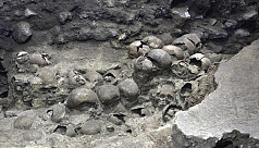 Mexico's tower of skulls yields more...