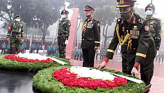Bangladesh pays solemn tribute to martyred...