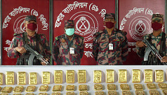 Gold bars worth 4.89C seized in...