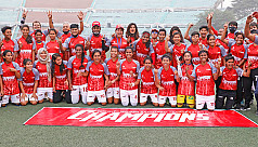 Unstoppable Kings clinch Women's Football...