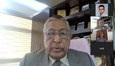 AIUB organizes Dr Anwarul Abedin lecture...