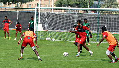 Bangladesh face mighty Qatar Friday