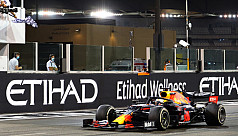 Verstappen ends season with Abu Dhabi win