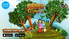 Meena goes 3D in new mobile game