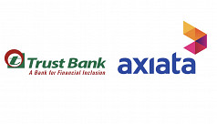 Trust Bank and Axiata flag off MFS venture