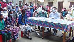 PM Hasina takes responsibility of rickshaw-van puller Shompa's family