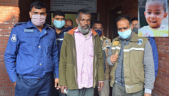 45-year-old man arrested over rape, murder of child in Rangpur