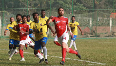 Abahani, Kings win friendlies with ease