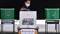 Thailand holds provincial elections...
