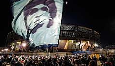 Napoli's San Paolo stadium renamed after...