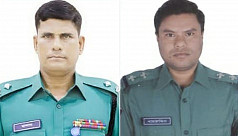 Two Sylhet police officials suspended...