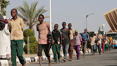 Freed Nigerian schoolboys return home, tell of beatings and hunger