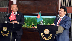 Turkish Foreign Minister: Bangladesh a rising star in South Asia