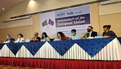 EU: Entire int'l community should stand together over Rohingya repatriation