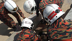 Bangladeshi worker crushed to death...