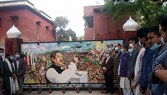 From 52 to 71: Dhaka University inaugurates mural marking Victory Day