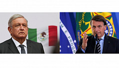 After long delay, leaders of Mexico and Brazil congratulate Biden on US election win