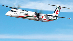 PM Hasina to inaugurate Biman's new Dash 8-400 aircraft Sunday