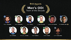 Shakib in ICC ODI team of decade