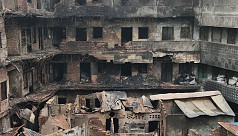 50 plastic factories gutted in Old Dhaka...