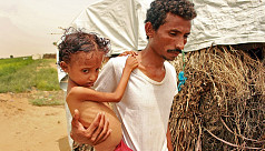 UN: Hunger surges to record levels in war-torn Yemen