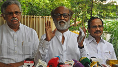 'Thalaiva' Rajinikanth enters political fray