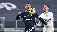 Roma stall Inter, Juve close gap in Serie A