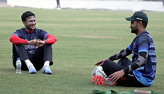 Tamim: Shakib can bat at three whenever...