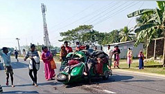 Bus-autorickshaw collision kills 7 in...