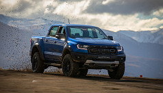 Ford launches the Ranger Raptor in...