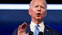 Biden pledges 'new chapter' but Trump impeachment trial looms