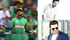Shakib Al Hasan, Tahsan, Shakib Khan among top taxpayers in Bangladesh