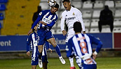 Real dumped out of Copa del Rey by third-tier Alcoyano